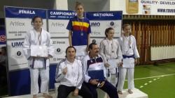 Gliga Paula Doinita – dubla campioana nationala U16