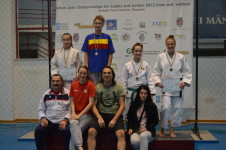 Gliga Paula din nou campioana nationala