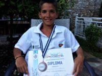 Gliga Laurentiu David, bronz la Balcaniada de U13 din Grecia