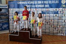 Finala Campionatului National de Judo Ne waza 2018
