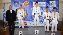 Campionatul Balcanic de Judo U15 Macedonia 2019